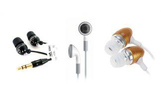 Audífonos Estéreo y Audífonos Bluetooth