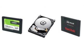 Discos Duros y SSD